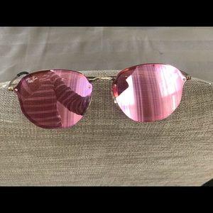 Ray-Ban Hexagonal Flat Lenses
